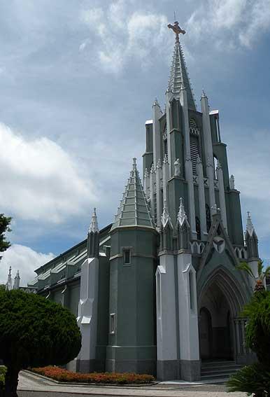 平戸教会聖堂