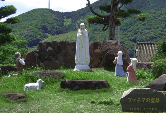 紐差教会ファティマの聖母