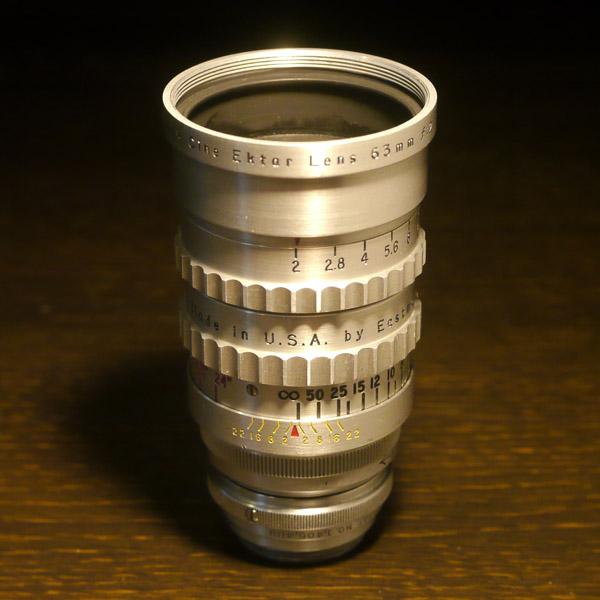 Kodak Cine Ektar 63mm f2