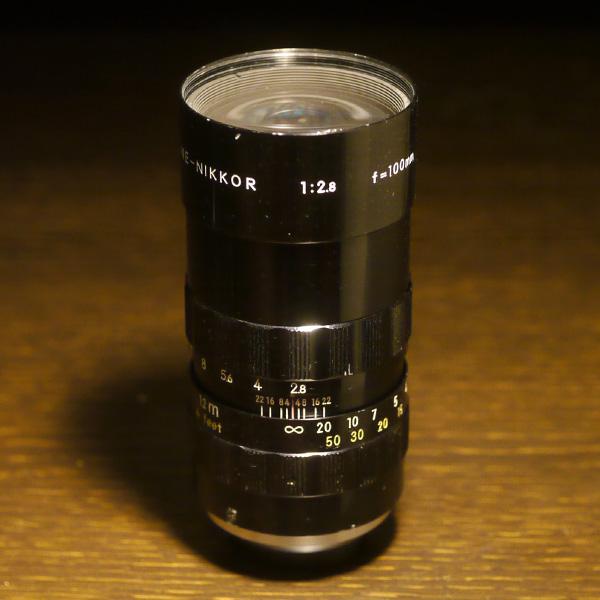 Nikon Cine Nikkor 100mm f2.8