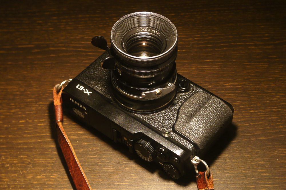 Cooke Kinetal 50mm f1.8