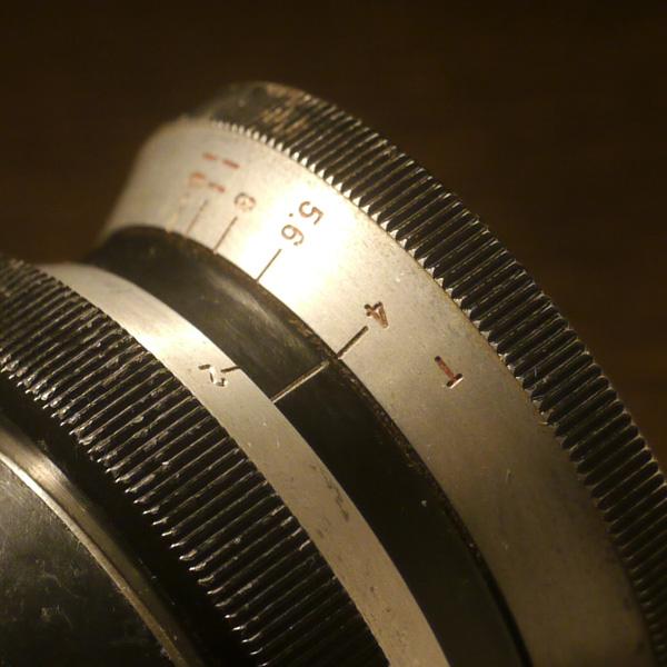 Ernst Leitz Elmar 3.5cm f3.5