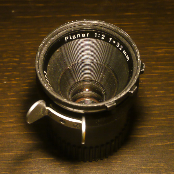 Carl Zeiss Planar 32mm f2