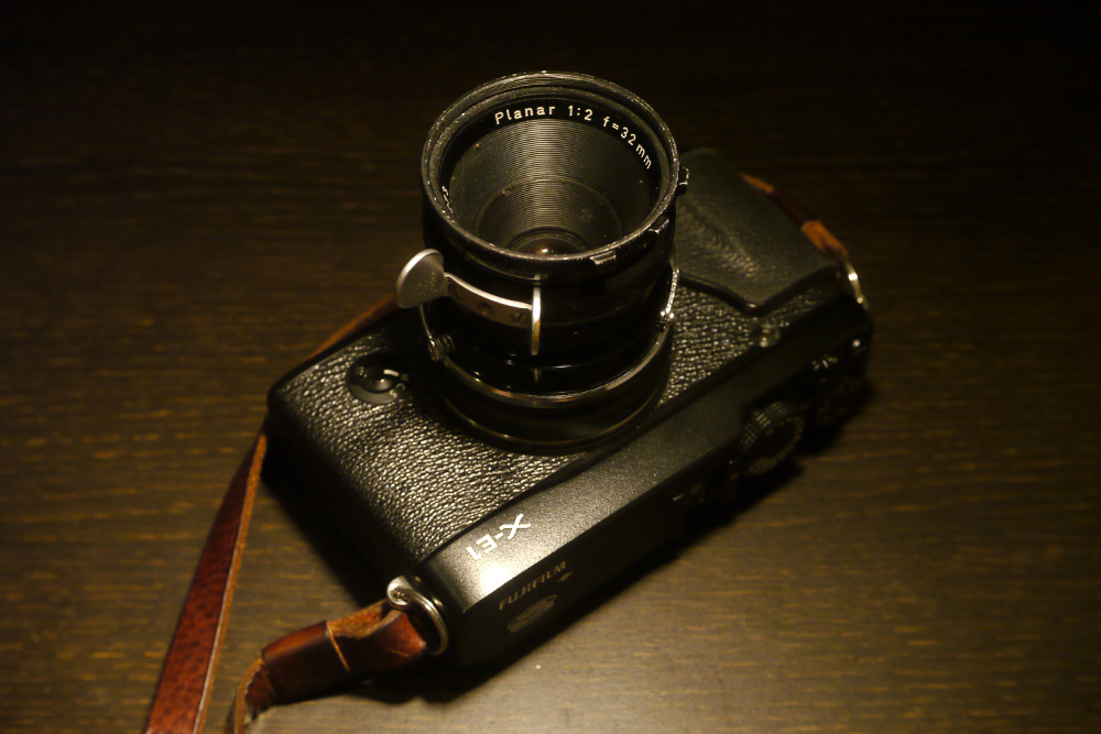 Carl Zeiss Planar 32mm f2