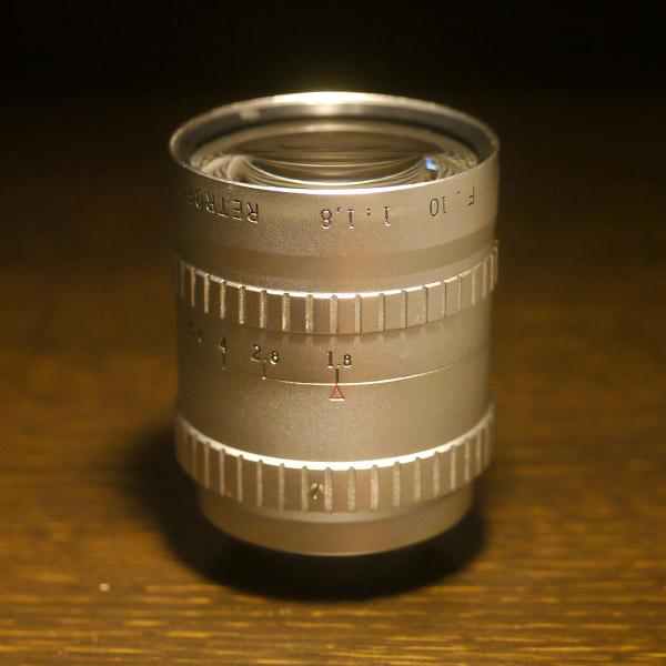 Angenieux 10mm f1.8