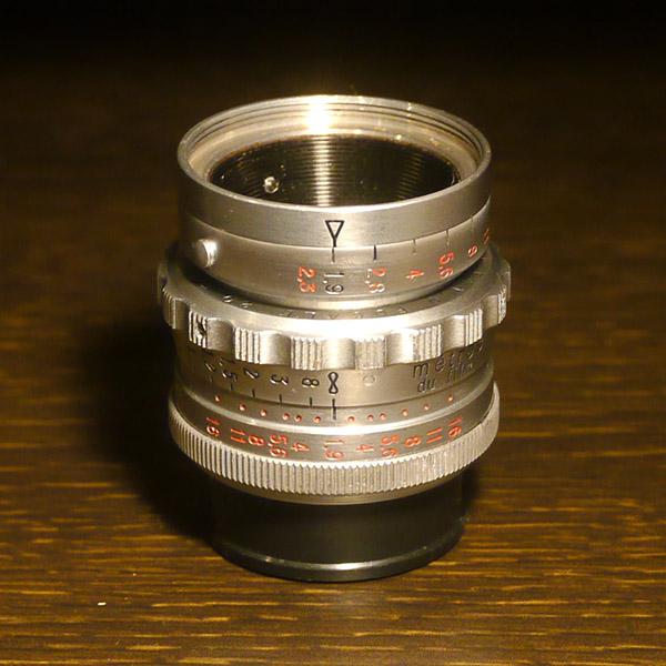 Kinoptik Erax-16 Focale 20mm f1.9