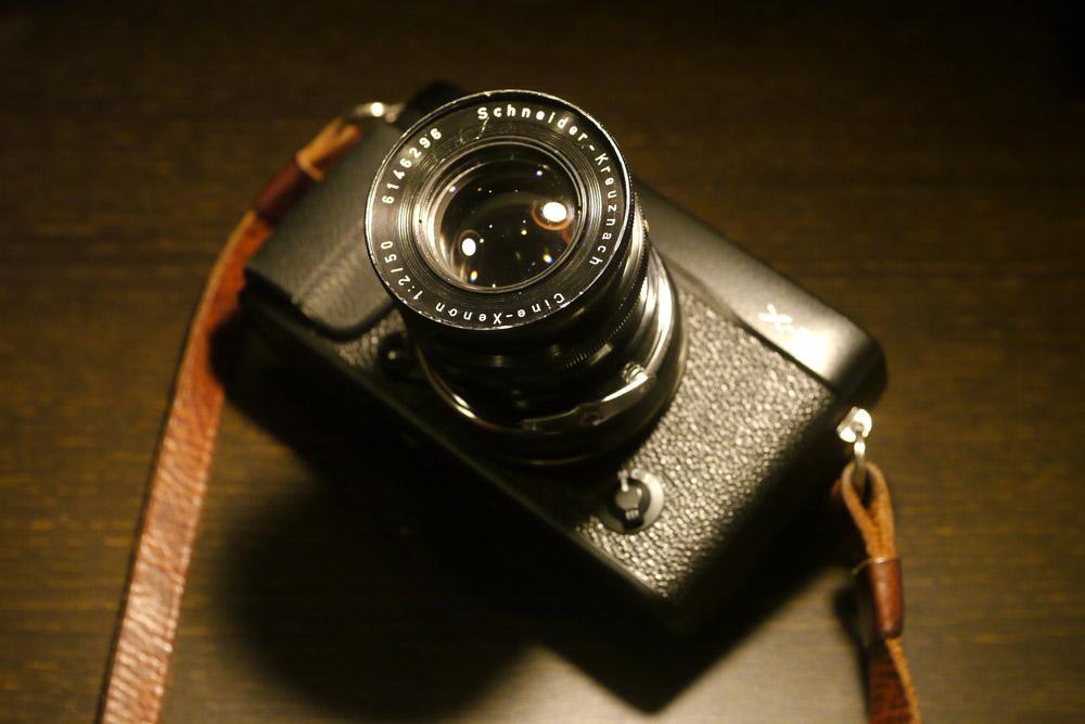 Schneider Cine Xenon 50mm f2