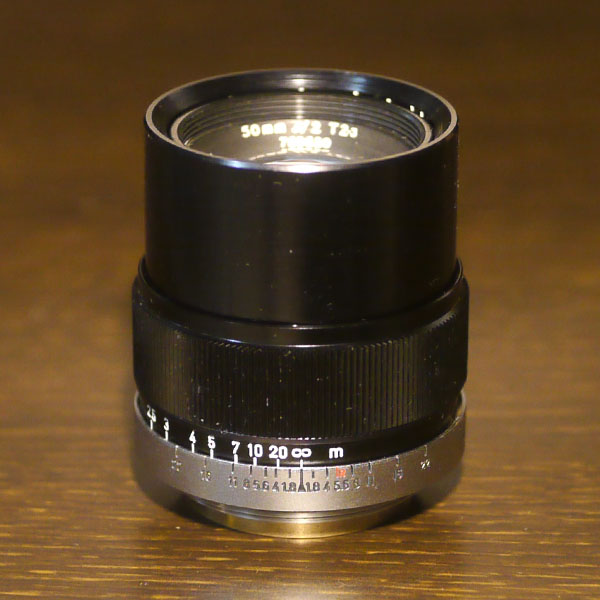 Cooke Speed Panchro 50mm f2 SerⅡ