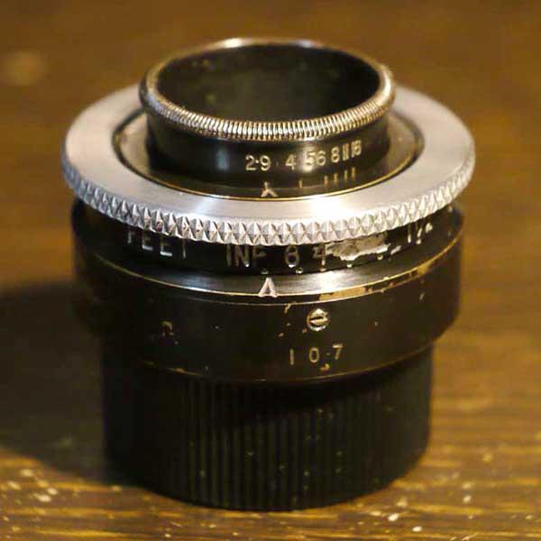 Triple Anastigmat 15mm f2.9