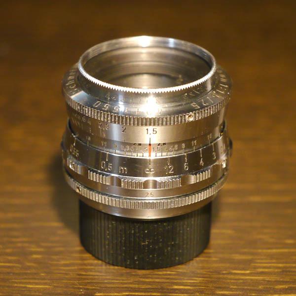 Schneider Xenon 25mm f1.5