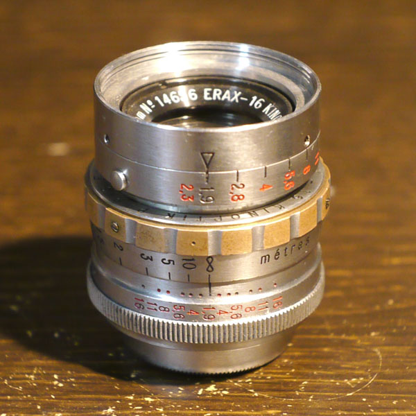 Kinoptik Erax-16 Focale 32mm f1.9