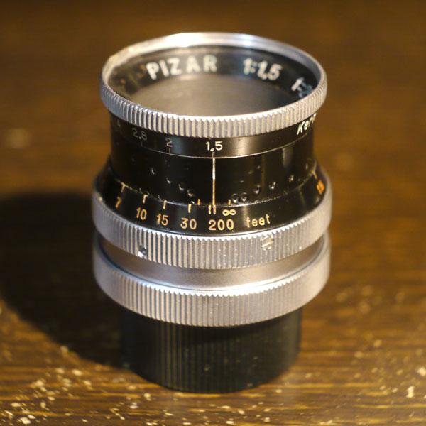 Kern Pizar 25mm f1.5