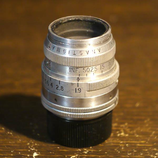 Kodak Anastigmat 25mm f1.9