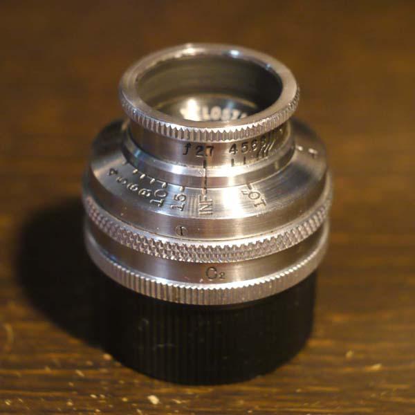 Wollensak Velostigmat 17mm f2.7