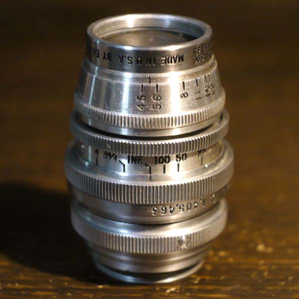 Kodak Telephoto 76mm f4.5
