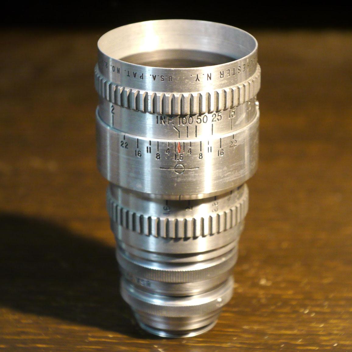 Kodak Anastigmat 50mm f1.6
