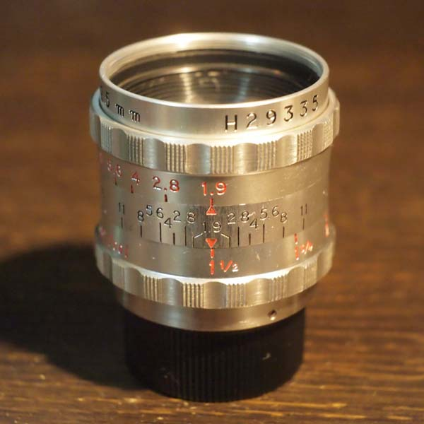 Som Berthiot Lytar 25mm f1.9