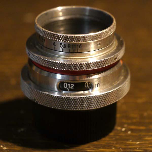 Carl Zeiss Tessar 1.5cm f2.7