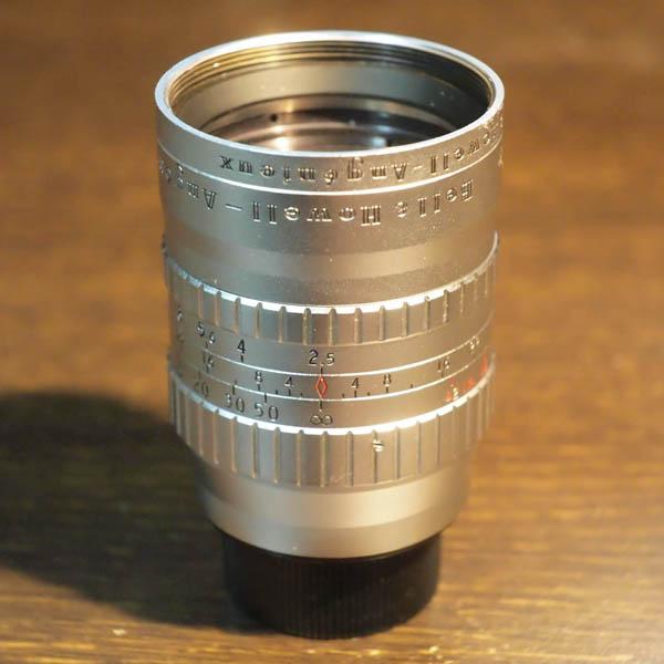 Angenieux 75mm f2.5