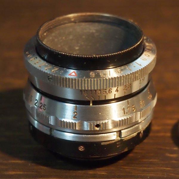Schneider Xenon 16mm f1.9