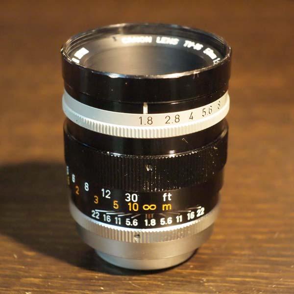 Canon TV-16 50mm f1.8