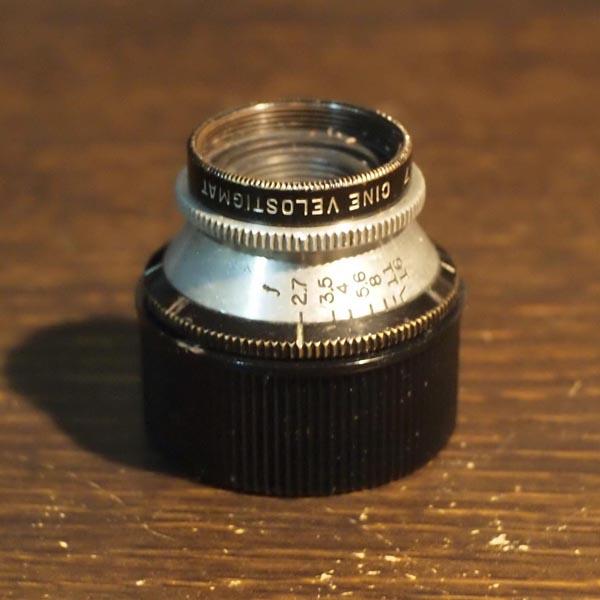 Wollensak Cine Velostigmat 15mm f2.7