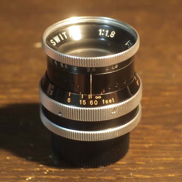 Kern Switar 16mm f1.8