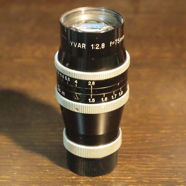 Kern Yvar 75mm f2.8