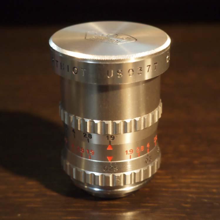 Som Berthiot Cinor 10mm f1.9