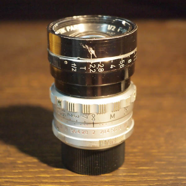 Kinoptik Apochromat-16 18mm f2