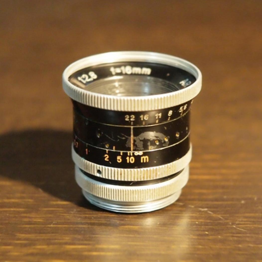 Kern Yver 16mm f2.8 AR