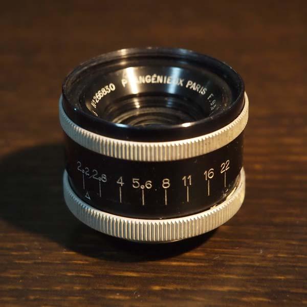 Angenieux 9.5mm f2.2