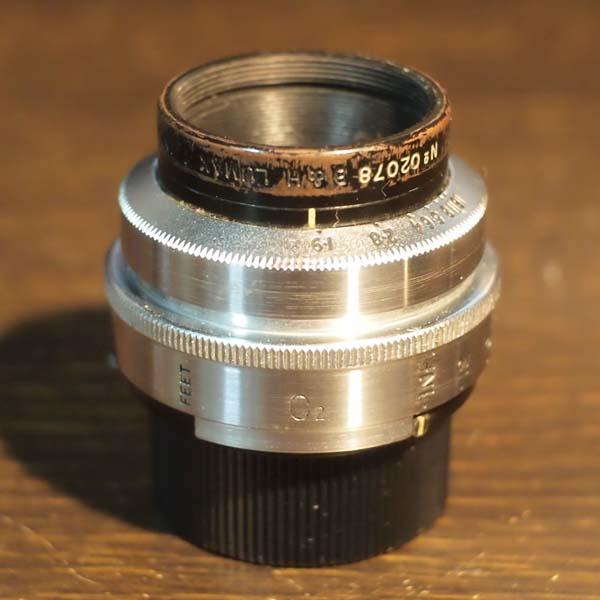 Lumax 1inch f1.9