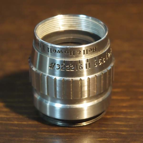 Bell&Howell Comat 1inch f2.5