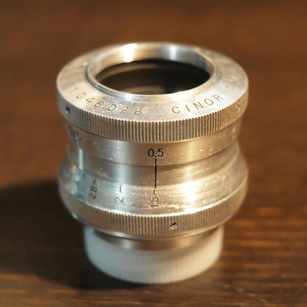 SomBerthiot Cinor 20mm f1.5
