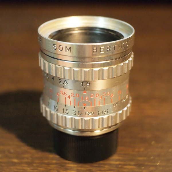 Som Berthiot Lytar 25mm f1.8