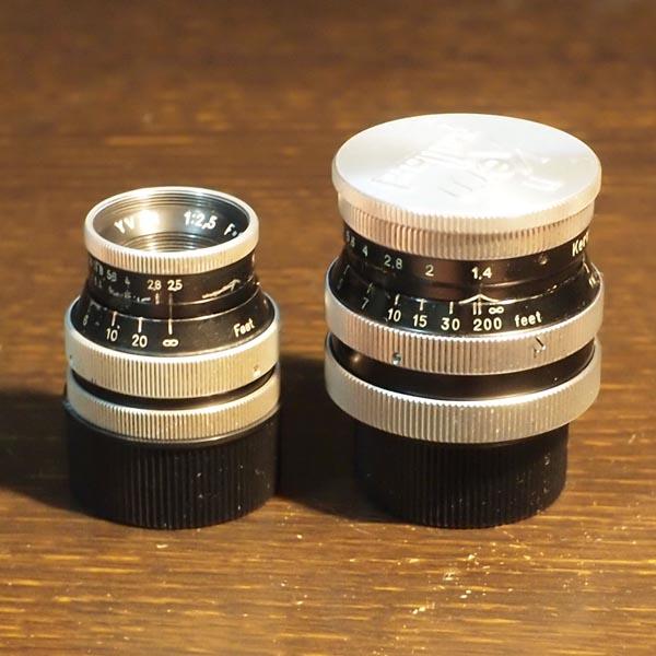 Kern Yvar 25mm f2.5