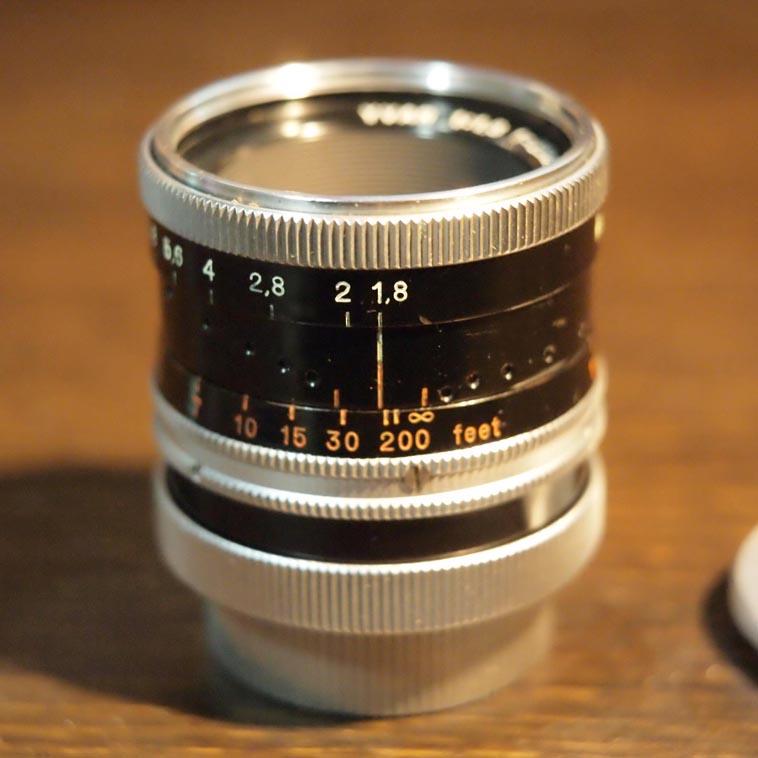 Kern Yvar 25mm f1.8
