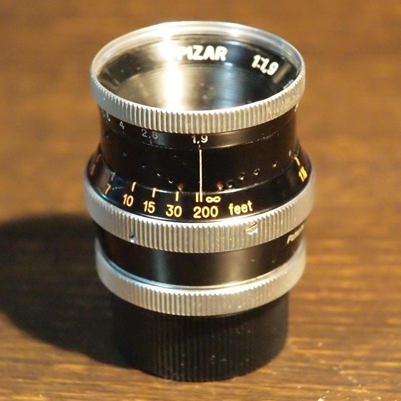 Kern Pizar 26mm f1.9