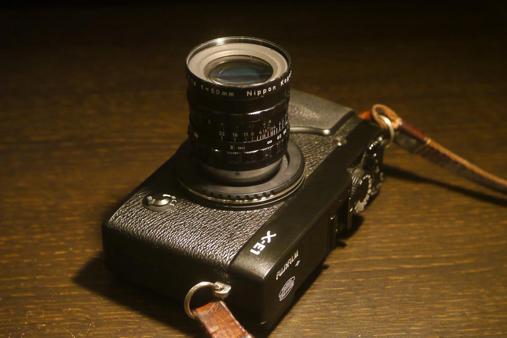 Nikon Cine Nikkor 50mm f1.8