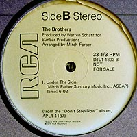 Brothers-Under変色200