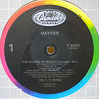 Dayton-Sound(US)レーベル200