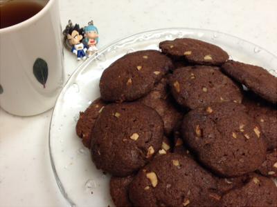 軟禁中に焼いたクッキー