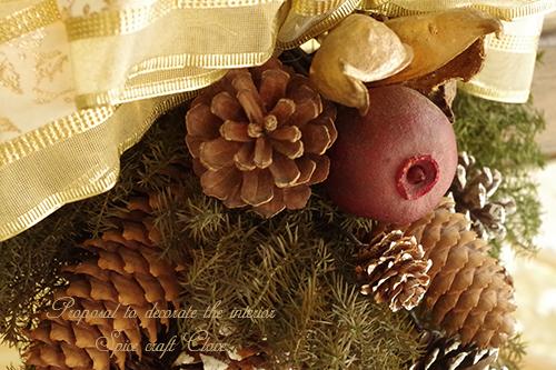 クリスマス雑貨の準備