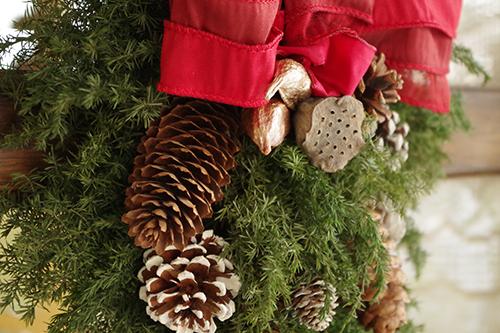 2013クリスマススワッグ