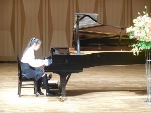 ピアノ発表会4月27日