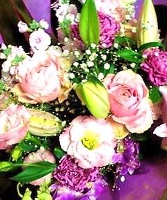 金婚式お花