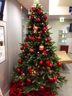 クリスマスツリーヒルズ