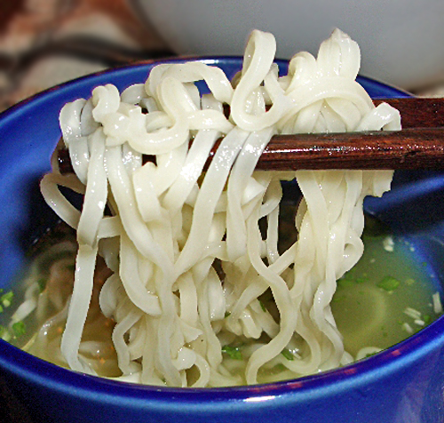 麺アップスープ