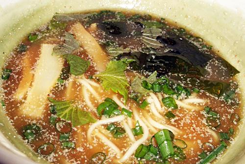 スープ具麺